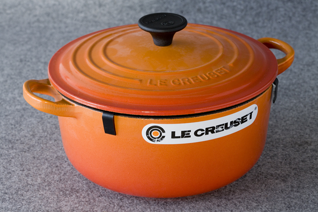LE CREUSET:ル・クルーゼの「COCOTTE RONDE:ココット・ロンド」-02