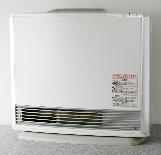 Rinnai:リンナイのプラズマクラスターイオン機能付ガスファンヒーター 「RC-L5801NP」-01