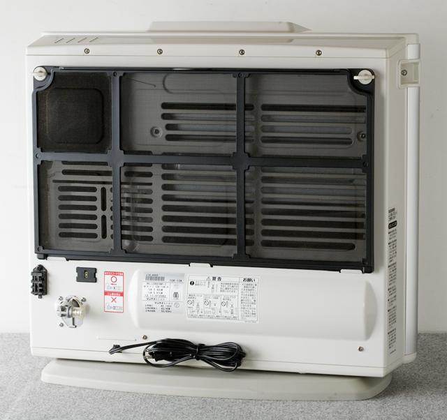 Rinnai:リンナイのプラズマクラスターイオン機能付ガスファンヒーター 「RC-L5801NP」-02