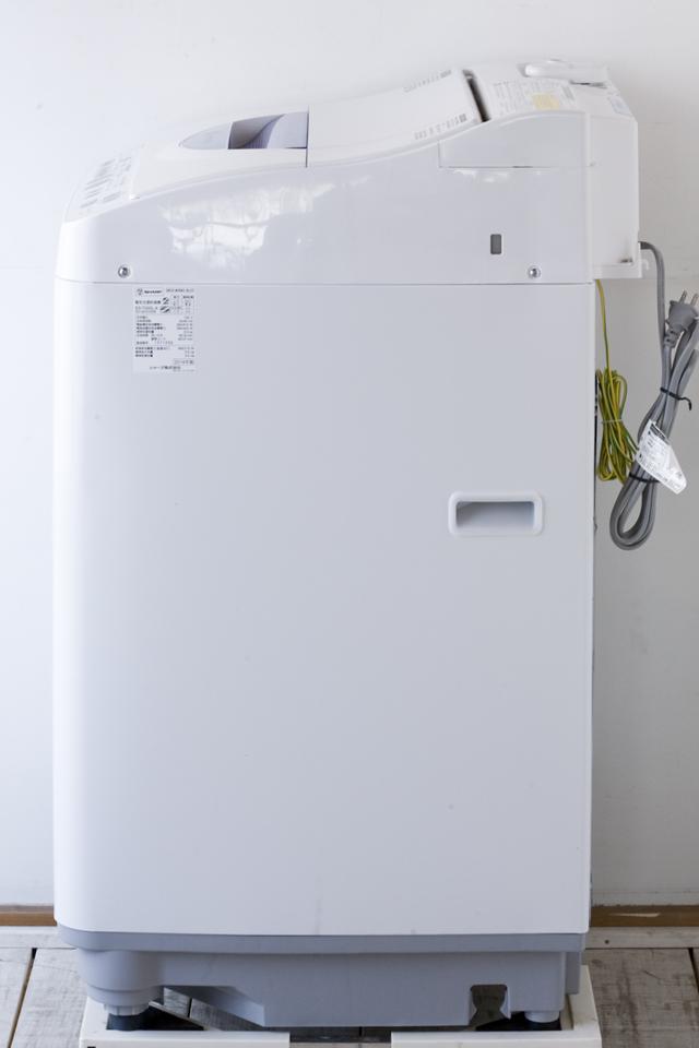 SHARP:シャープのタテ型洗濯乾燥機「ES-TG55L」-04
