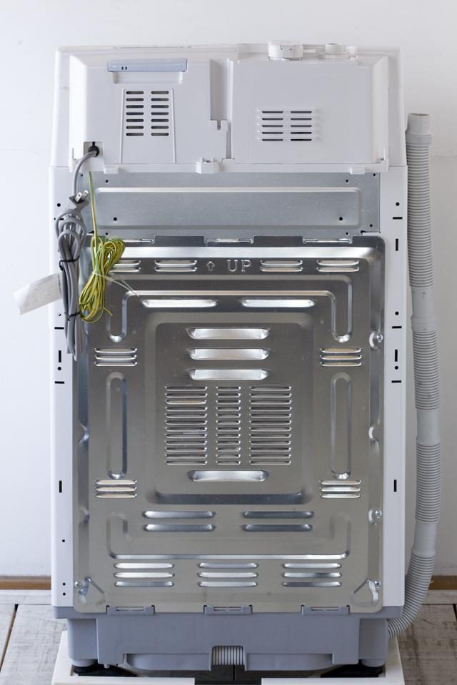 SHARP:シャープのタテ型洗濯乾燥機「ES-TG55L」-05