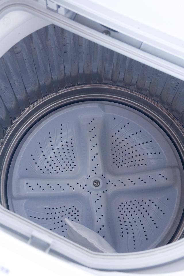 SHARP:シャープのタテ型洗濯乾燥機「ES-TG55L」-12