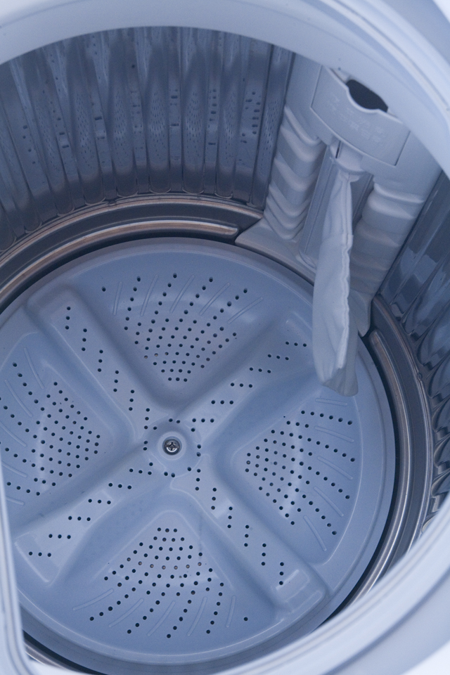 SHARP:シャープのタテ型洗濯乾燥機「ES-TG55L」-13