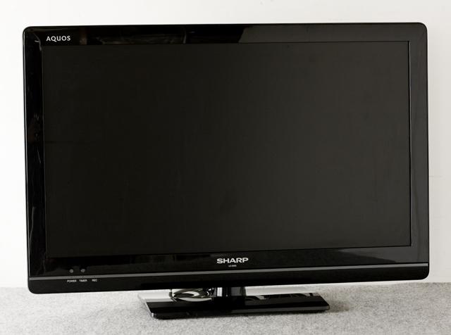 SHARP:シャープの24V型ワイド液晶テレビ:TV、AQUOS:アクオス「LC-24K5」-01