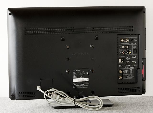 SHARP:シャープの24V型ワイド液晶テレビ:TV、AQUOS:アクオス「LC-24K5」-09