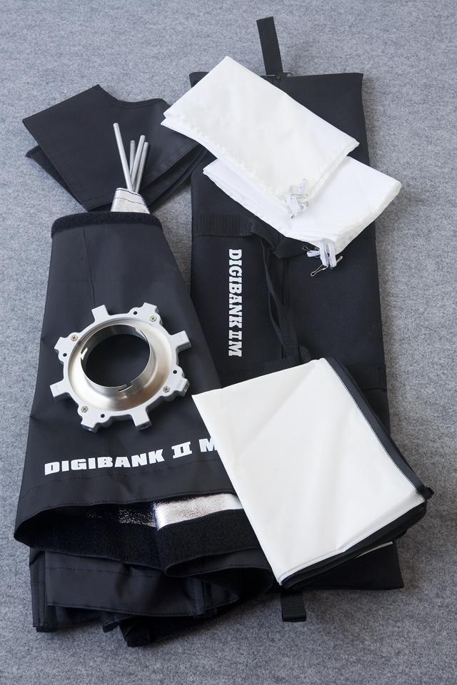suntech:サンテックの撮影照明機材、ソフトボックス「SPデジバンクⅡM:DIGIBANK」-01