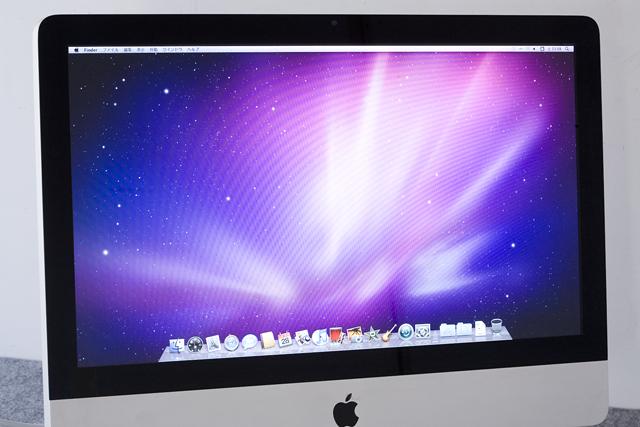 Apple:アップルのiMac「MB950J/A」-03