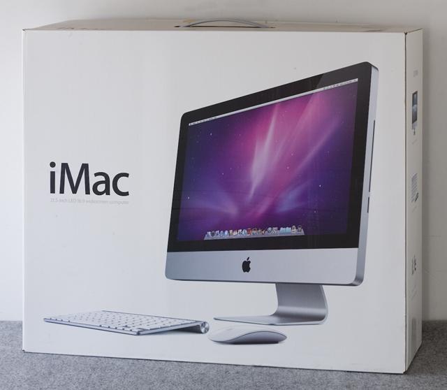 Apple:アップルのiMac「MB950J/A」-19
