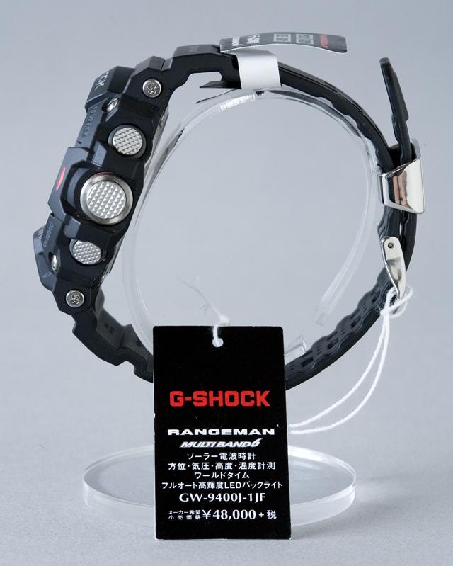 CASIO:カシオのG-SHOCK、RANGEMAN:レンジマン「GW-9400J-1JF」-04