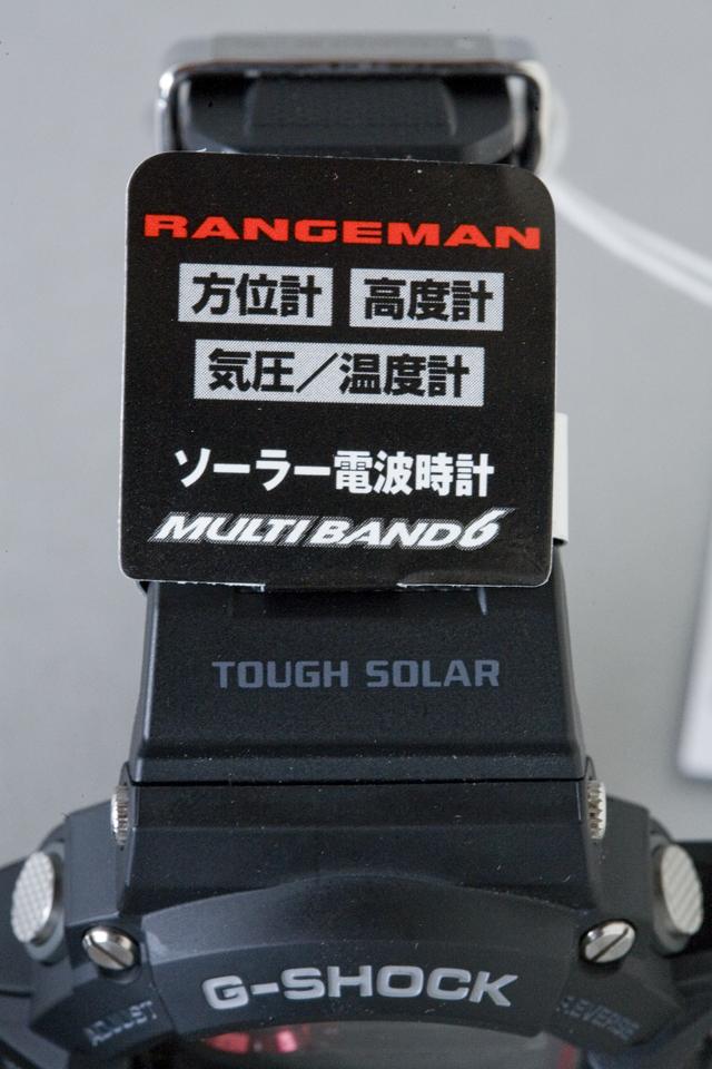 CASIO:カシオのG-SHOCK、RANGEMAN:レンジマン「GW-9400J-1JF」-09