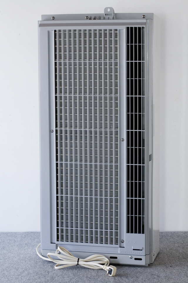 CORONA:コロナの冷暖房兼用窓用:ウインドエアコン「CWH-A1813」-07