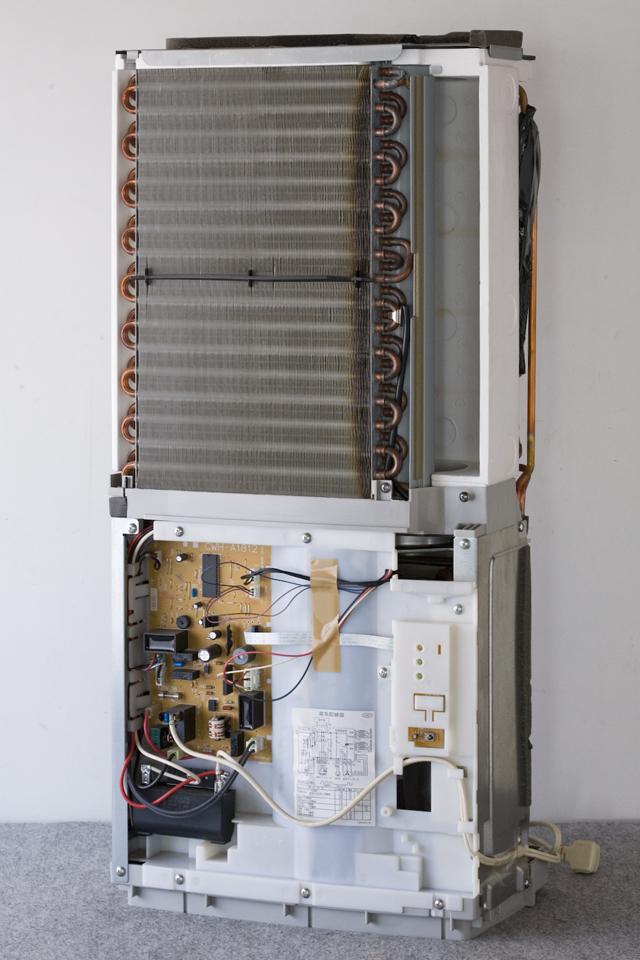 CORONA:コロナの冷暖房兼用窓用:ウインドエアコン「CWH-A1813」-10