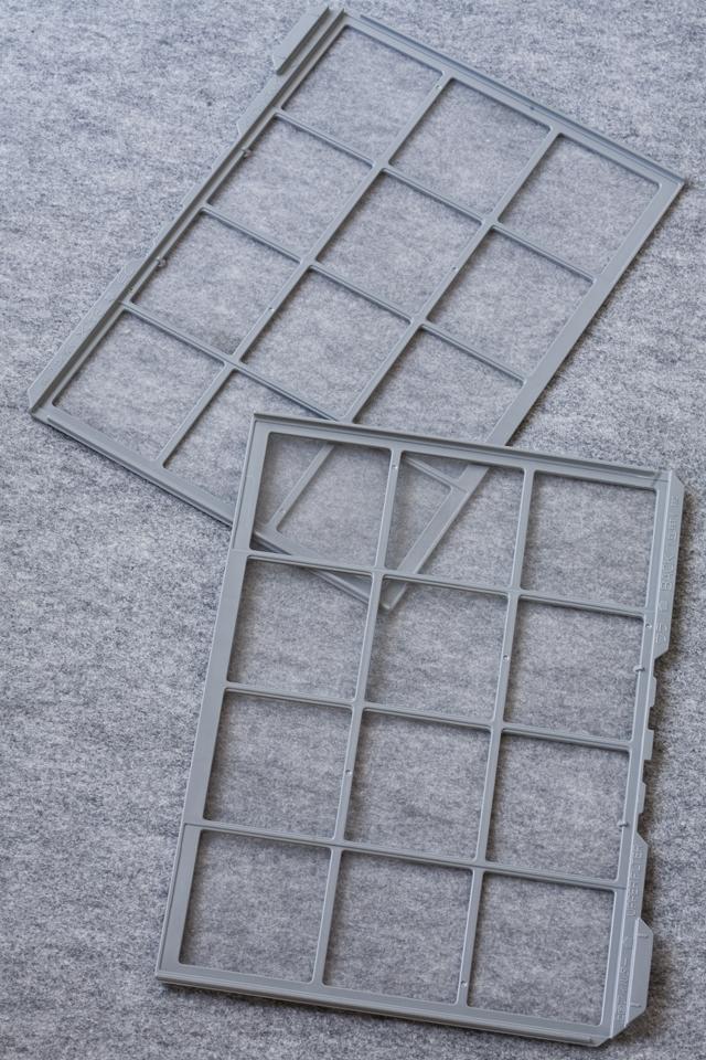 HITACHI:日立のルームエアコン、ステンレスクリーン・白くまくん「RAS-V25B」2013年製-06