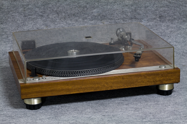 MICRO:マイクロのレコードプレーヤー「DD-5」-01