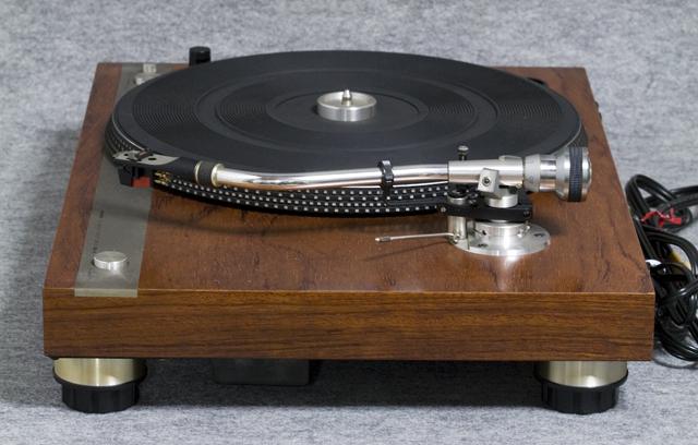 MICRO:マイクロのレコードプレーヤー「DD-5」-08