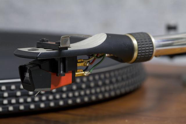 MICRO:マイクロのレコードプレーヤー「DD-5」-15