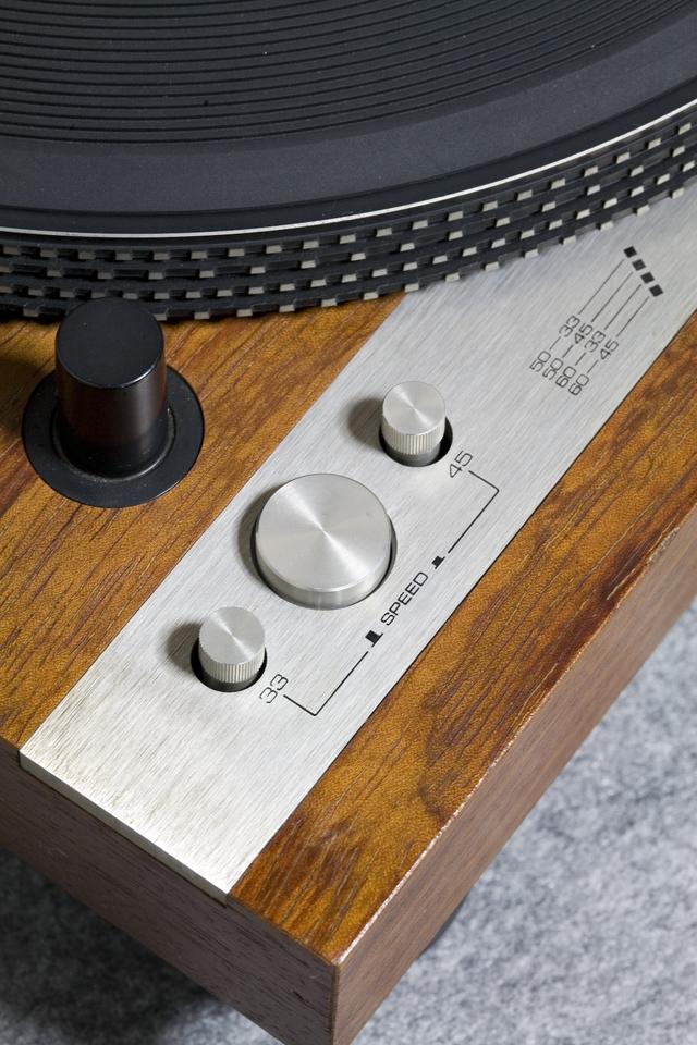MICRO:マイクロのレコードプレーヤー「DD-5」-19