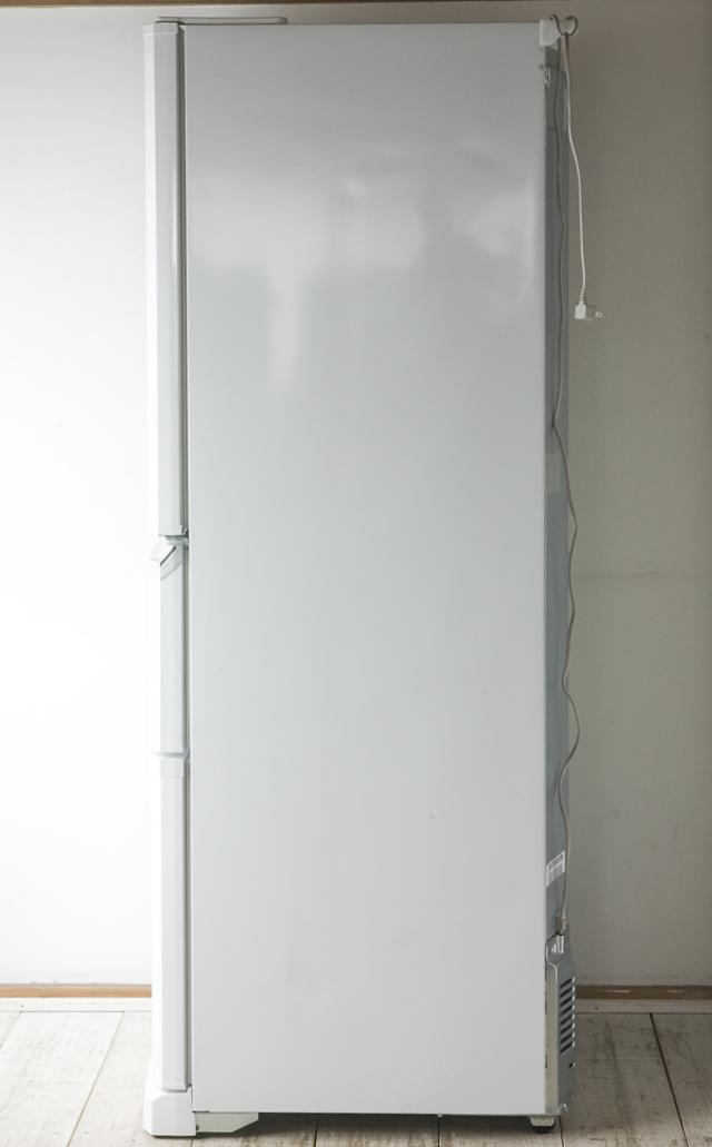 MITSUBISHI:三菱のノンフロン冷凍冷蔵庫「MR-C34X」-02