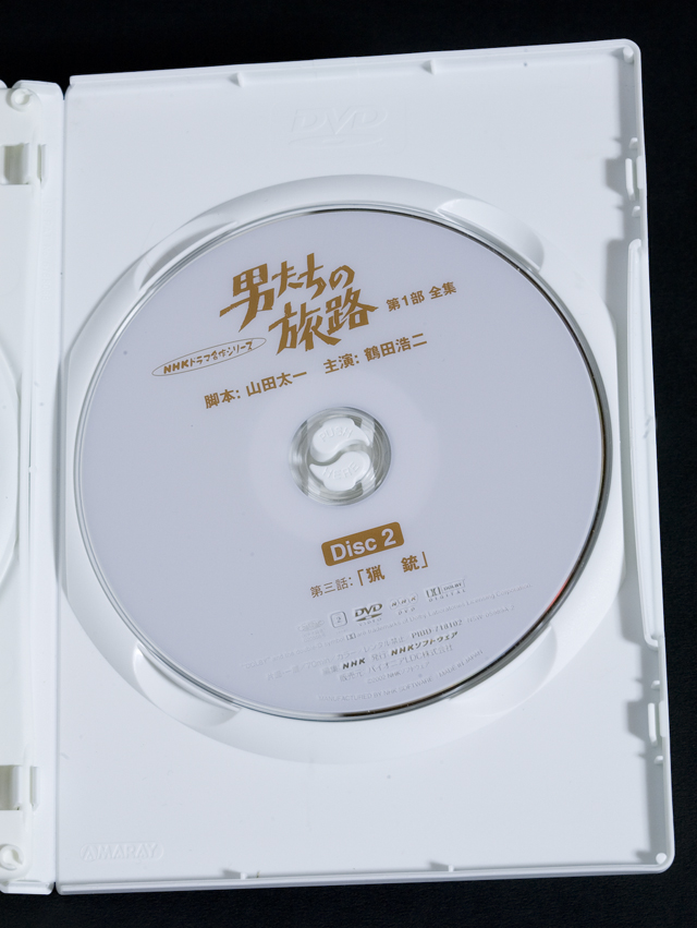 NHK現代ドラマ「男たちの旅路」DVD全5シリーズセット-08