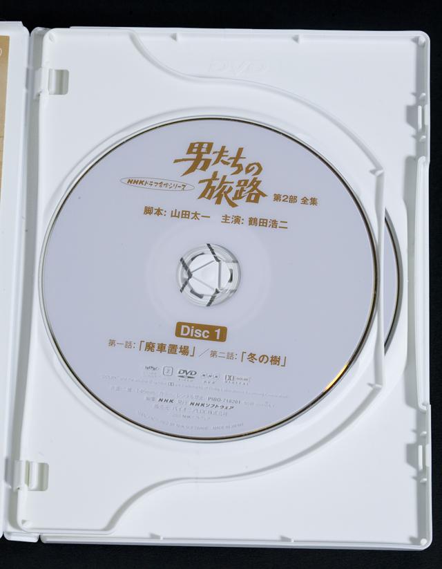 NHK現代ドラマ「男たちの旅路」DVD全5シリーズセット-12