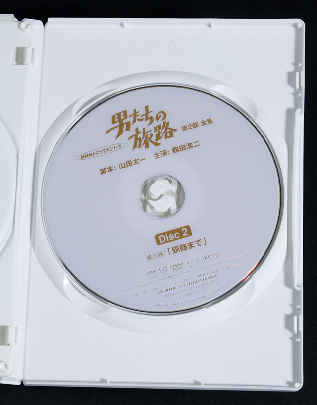 NHK現代ドラマ「男たちの旅路」DVD全5シリーズセット-13