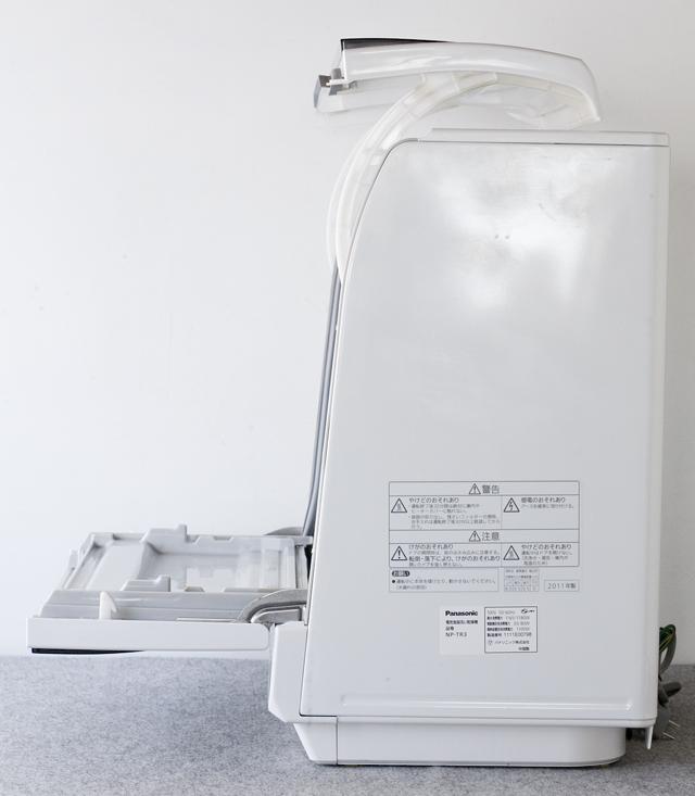 Panasonic:パナソニックの食器洗い乾燥機「NP-TR3」-05