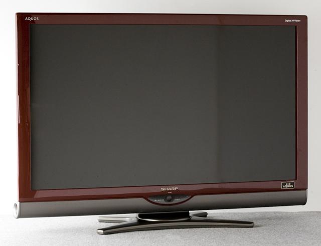 SHARP:シャープの40V型ワイド液晶テレビ:TV、AQUOS:アクオス「LC-40SE1」-01