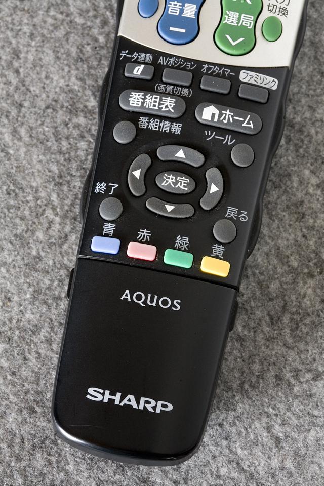 SHARP:シャープの40V型ワイド液晶テレビ:TV、AQUOS:アクオス「LC-40SE1」-13