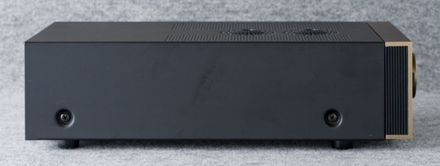 STAX:スタックスの真空管ヘッドフォンアンプ「SRM-T1S」-06