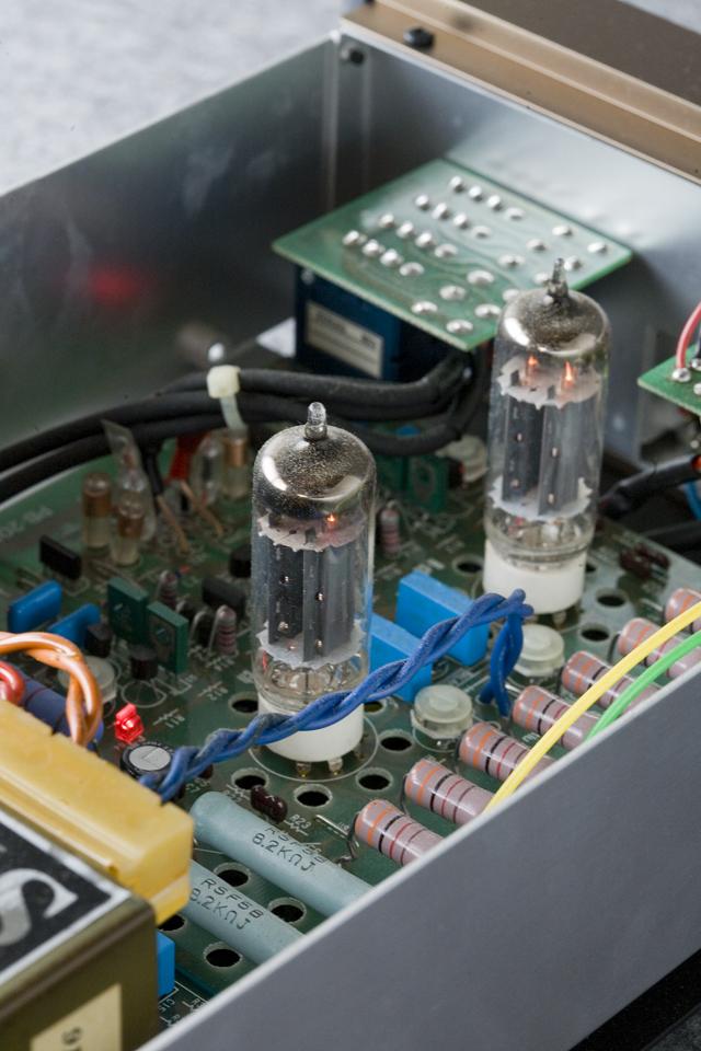 STAX:スタックスの真空管ヘッドフォンアンプ「SRM-T1S」-08
