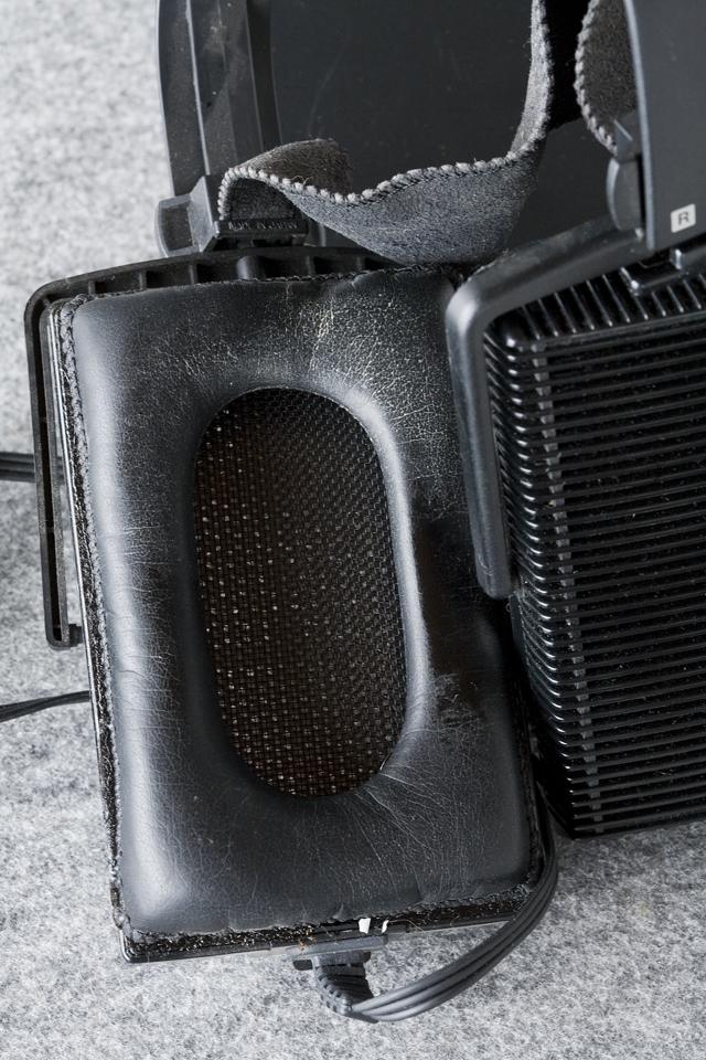 STAX:スタックスのドライバーユニット・ヘッドフォンアンプ「SRM-Xh」-10