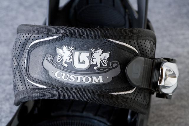 BURTON:バートンのスノーボードバインディング「CUSTOM:カスタム」-09