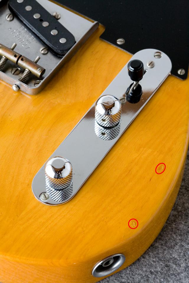 Fender:フェンダージャパンのTELECASTER:テレキャスター「TL52-700」-29a