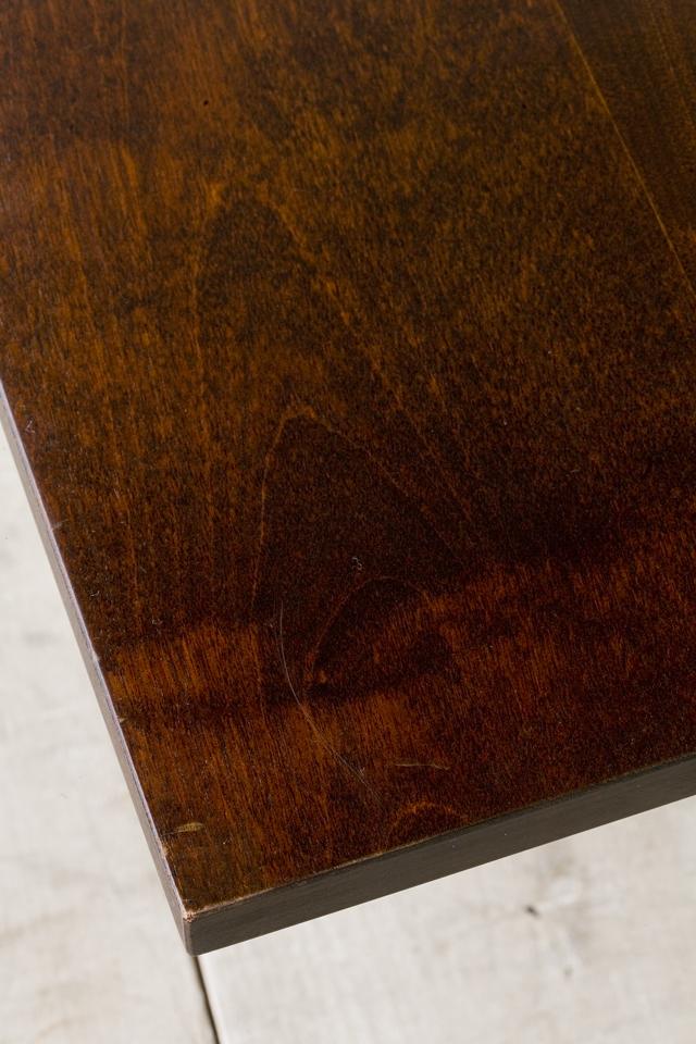 北海道民芸家具の座卓(折りたたみ式)「HM410」-04