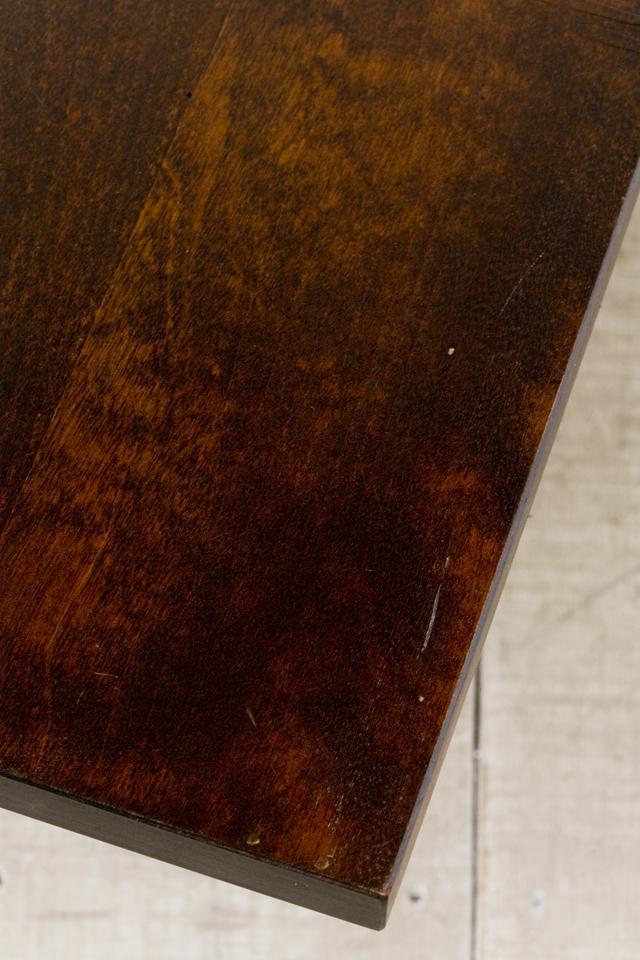 北海道民芸家具の座卓(折りたたみ式)「HM410」-05