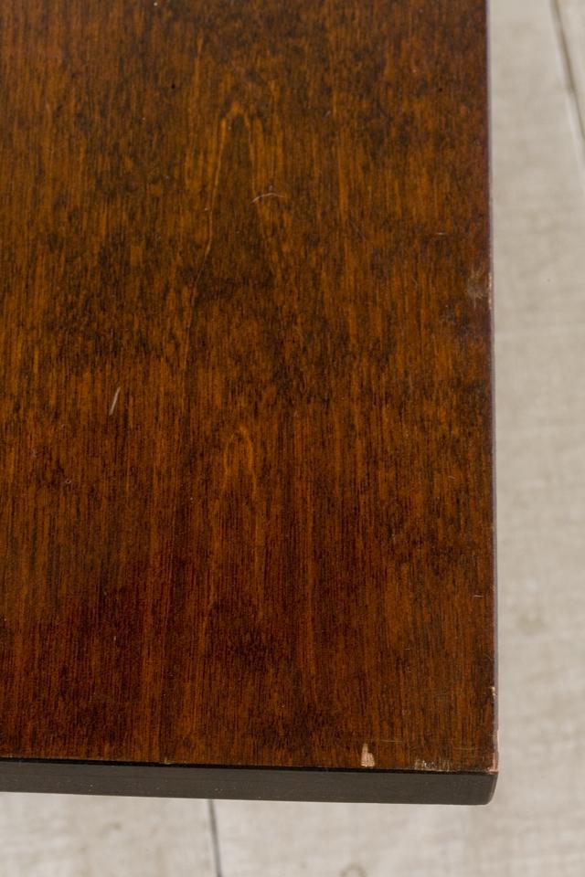 北海道民芸家具の座卓(折りたたみ式)「HM410」-07