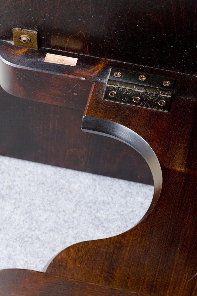 北海道民芸家具の座卓(折りたたみ式)「HM410」-16