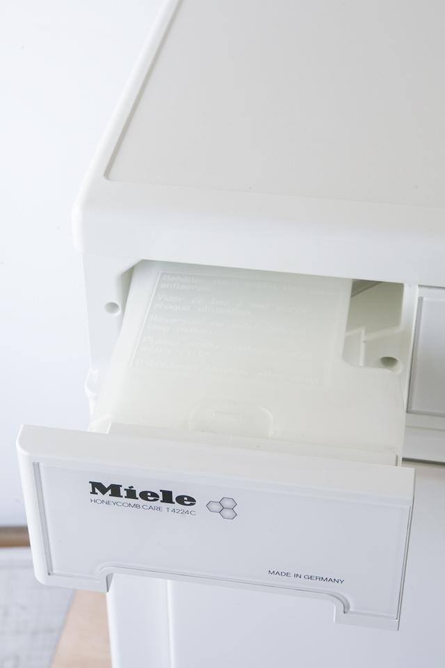 Miele:ミーレのドラム式洗濯乾燥機-13