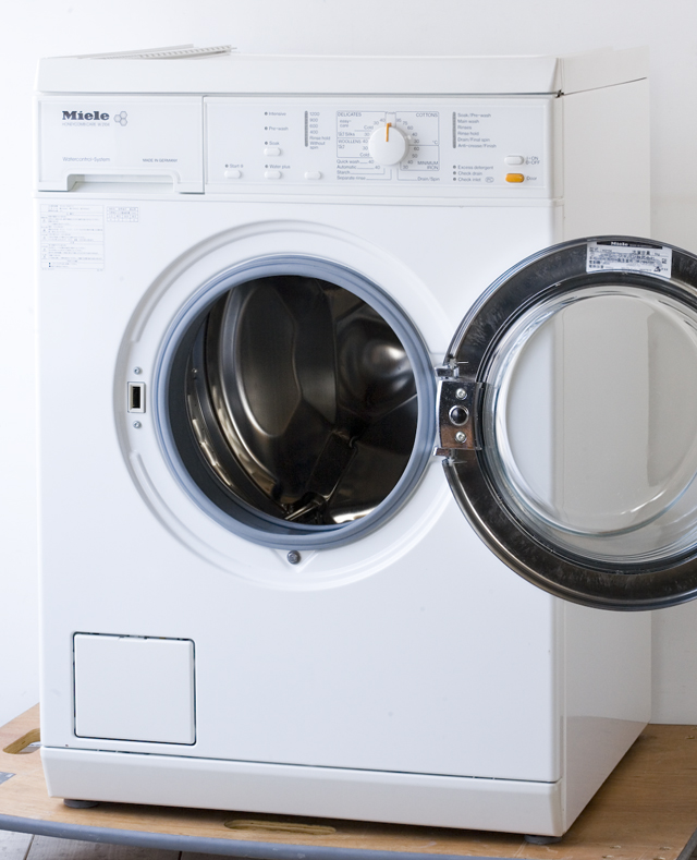 Miele:ミーレのドラム式洗濯乾燥機-06