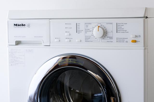 Miele:ミーレのドラム式洗濯乾燥機-14