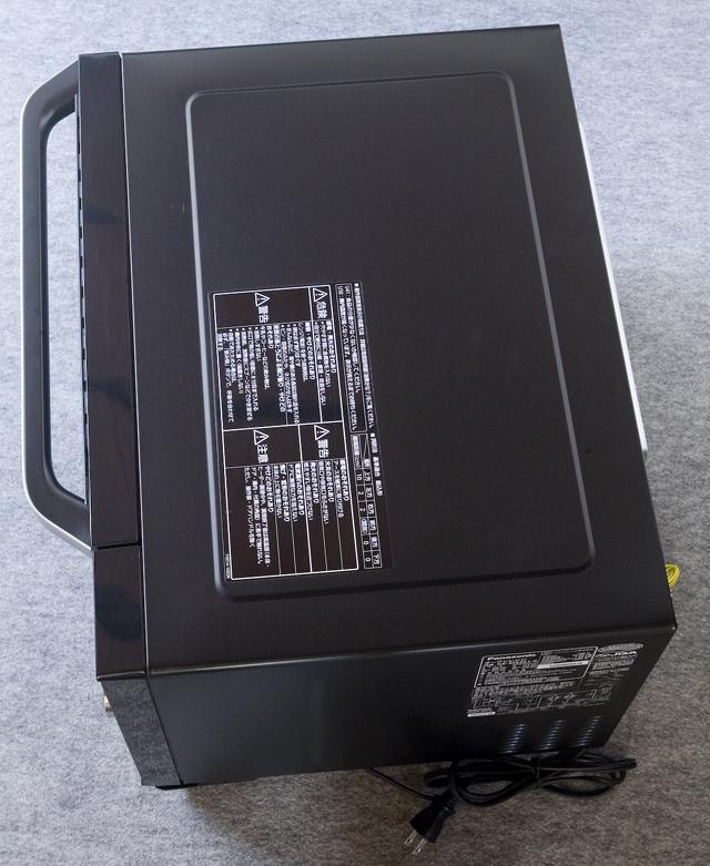 Panasonic:パナソニックのオーブンレンジ「NE-MS261」-12