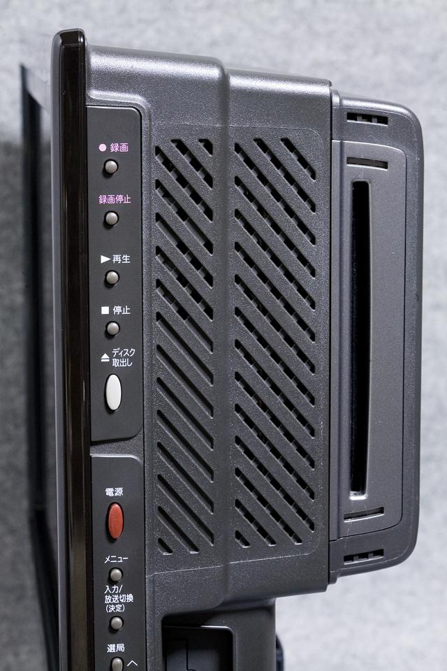 SHARP:シャープのBD:ブルーレイレコーダー内臓20V型ワイド液晶テレビ:TV、AQUOS:アクオス「LC-20DX1」-13
