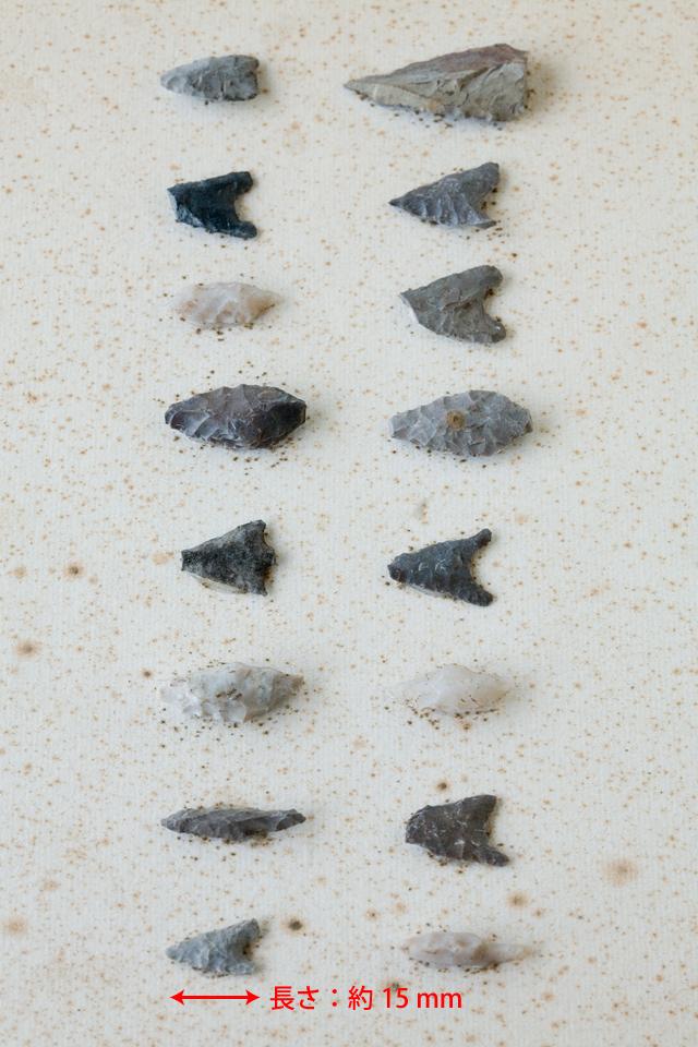 石器、矢尻、石斧-03a