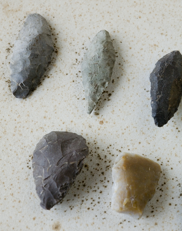 石器、矢尻、石斧-05