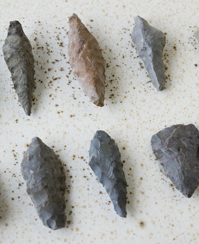 石器、矢尻、石斧-06