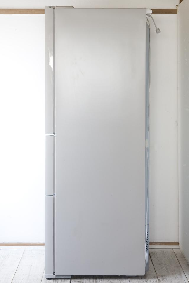 TOSHIBA:東芝の3ドア冷蔵庫「GR-G38SXV」-02