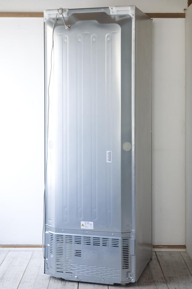 TOSHIBA:東芝の3ドア冷蔵庫「GR-G38SXV」-03