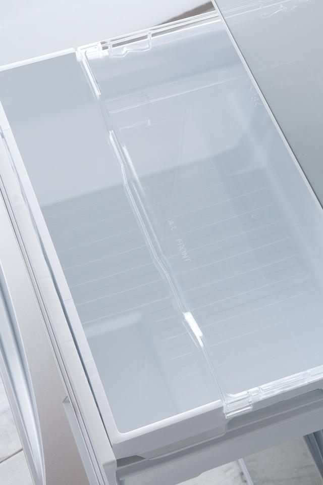 TOSHIBA:東芝の3ドア冷蔵庫「GR-G38SXV」-13