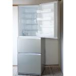 TOSHIBA:東芝の3ドア冷蔵庫「GR-G38SXV」