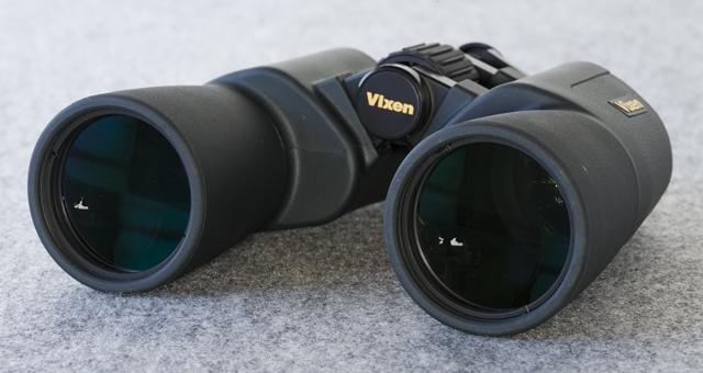 Vixen:ビクセンの双眼鏡「ASCOT:アスコット 10×50WP」-03